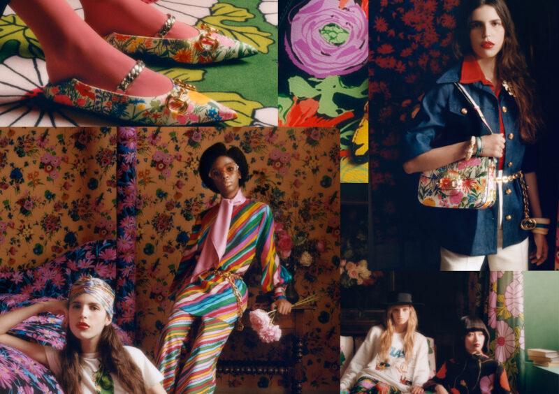 Gucci epilogue Ken Scott alessandro michele, composit