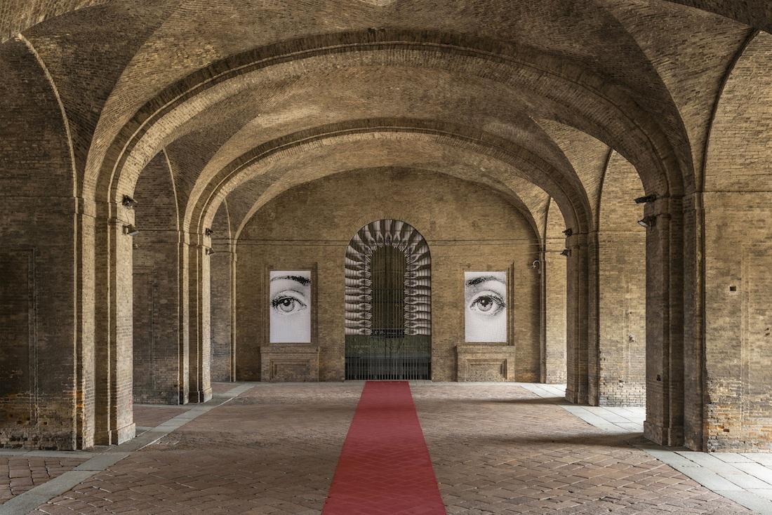 Atelier Fornasetti alla Pilotta di Parma