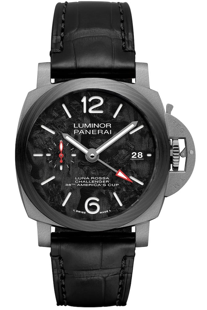 Panerai Luminor Luna Rossa GMT – 42mm