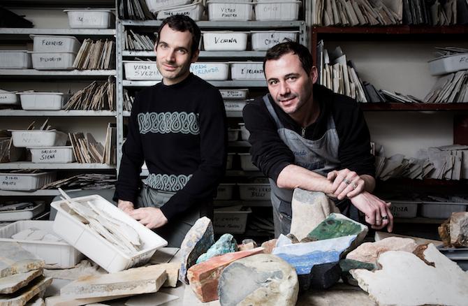 Doppia Firma 2017, Leonardo Scarpelli e Pierre Marie © Laila Pozzo