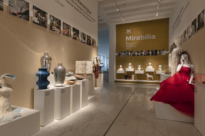 Mirabilia. Una Wunderkammer per scoprire i mestieri d'arte milanesi