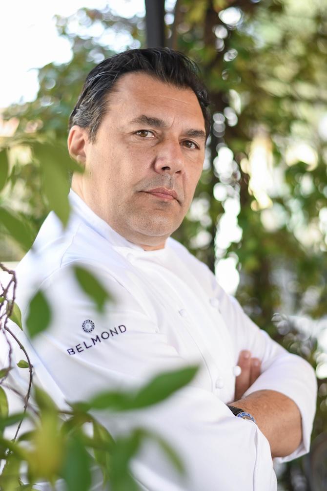 Roberto Villa, Executive Chef dello Splendido Mare