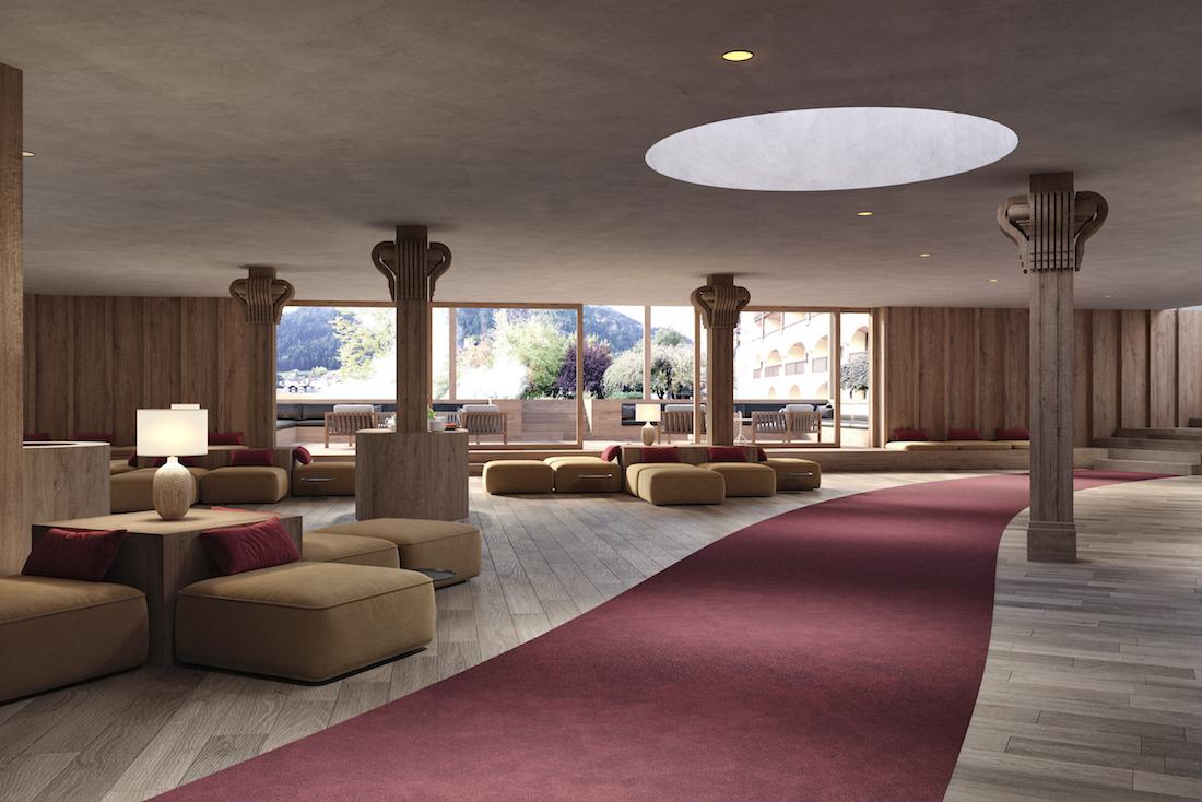 Adler ortisei Spa Resort-DOLOMITI_reception-SPA_cam-2_FINAL-2