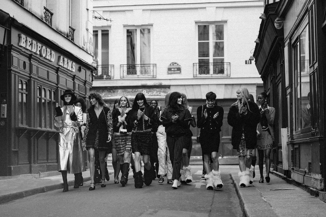 Collezione Chanel autunno- inverno 2021/2022. Nel cuore di Parigi