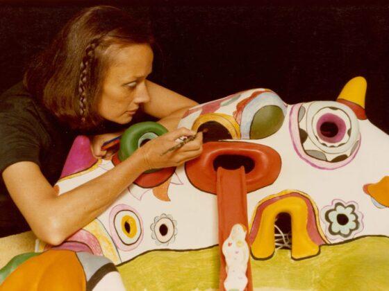 La Prairie e Niki De Saint Phalle. Legame speciale