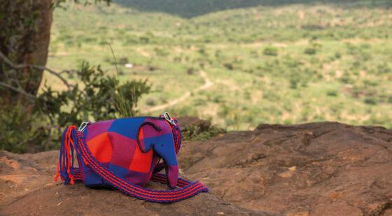 Loewe presenta la nuova Elephant Bag