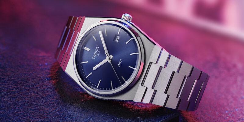 Orologio Tissot PRX 40 205, gli anni Settanta in chiave contemporanea