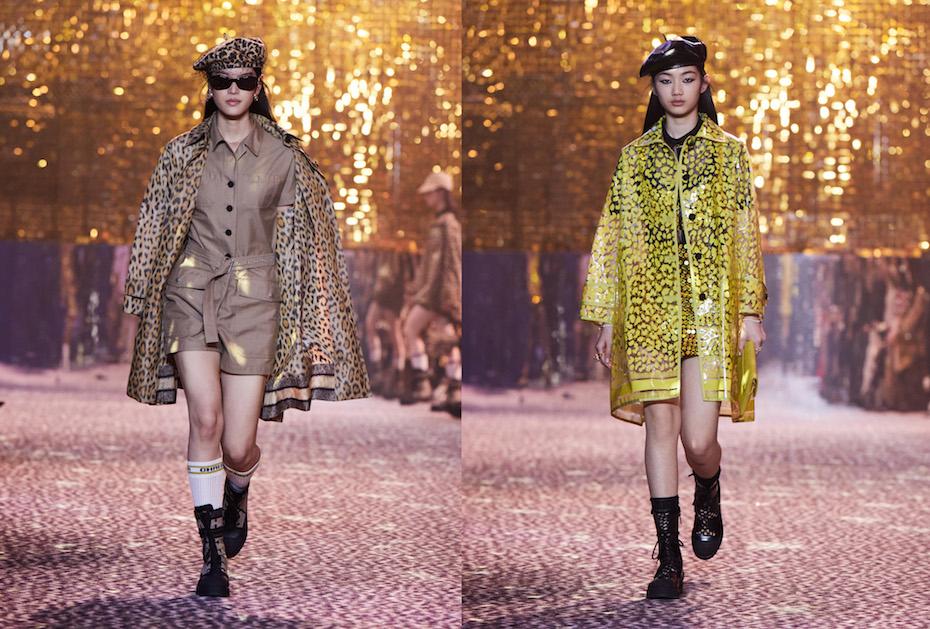 Dior Pre Fall 2021_ Riven Zang Team for Dior