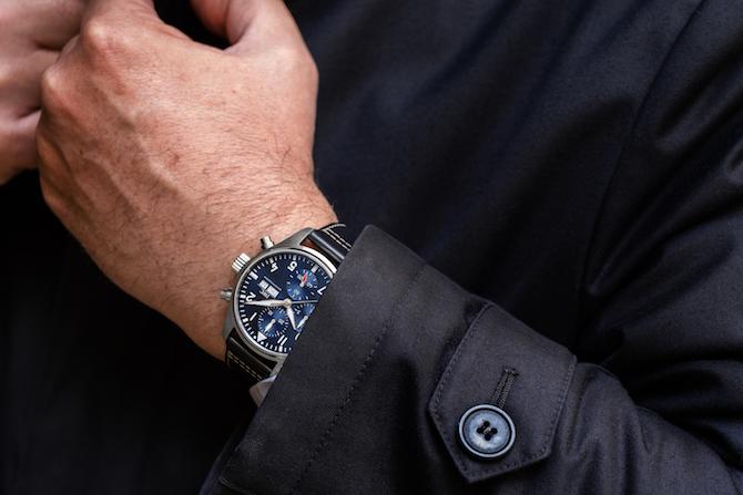 Pilot's Watch Chronograph 41, Ref. IW388101