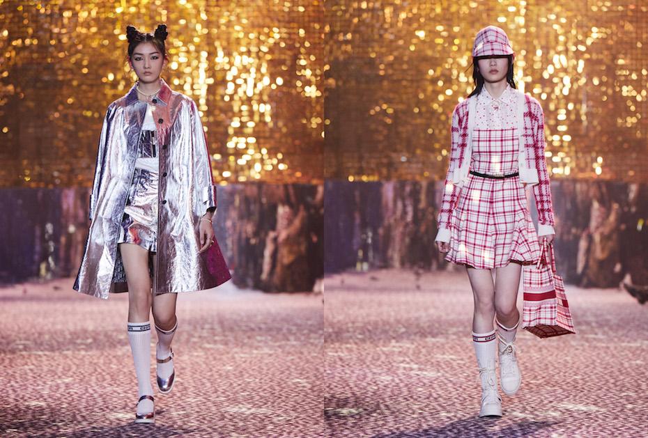 _ Dior Pre Fall 2021_ Riven Zang Team for Dior