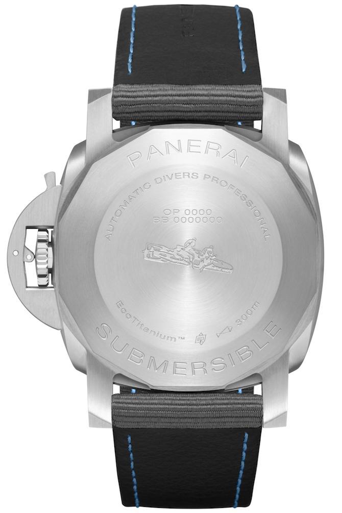 Panerai Submersible eLAB-ID™ - Ref. PAM01225
