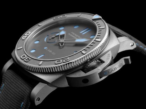 Panerai Submersible eLAB-ID™, ecologista convinto