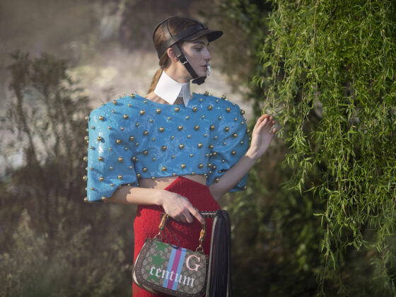 Gucci Aria: la collezione che festeggia i 100 anni della Maison
