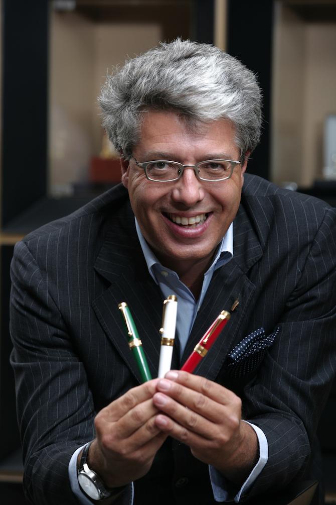 Cesare Verona, Presidente e Amministratore Delegato di Aurora Penne