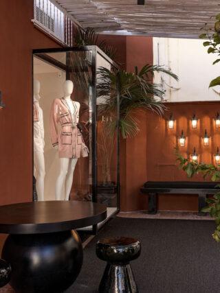 Chanel riapre la sua seasonal boutique di Capri