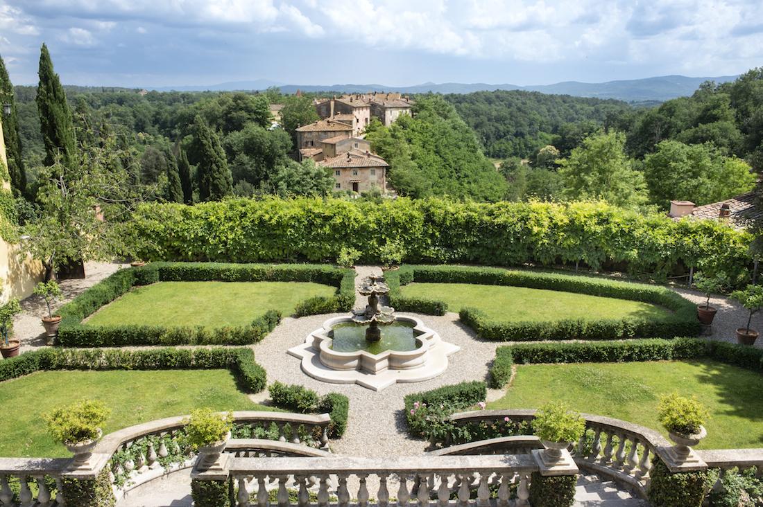Il Borro, relax eco-sostenibile nella campagna Toscana