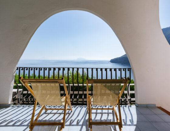 Hotel Punta Scario, un soggiorno indimenticabile alle Eolie