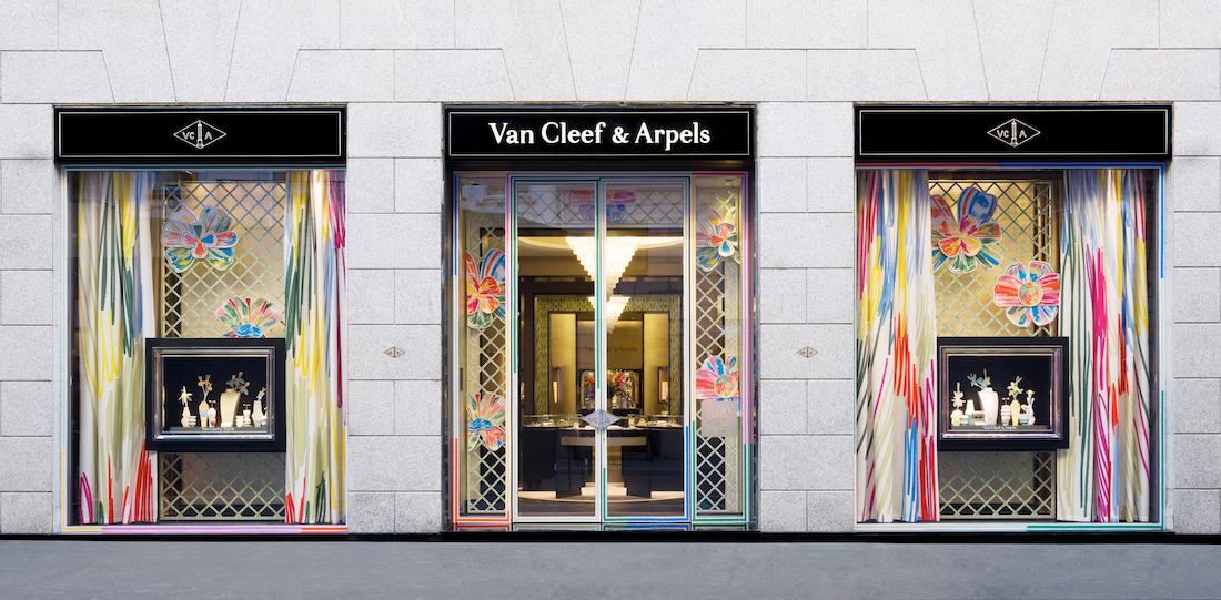Alexandre Benjamin Navet e Van Cleef & Arpels