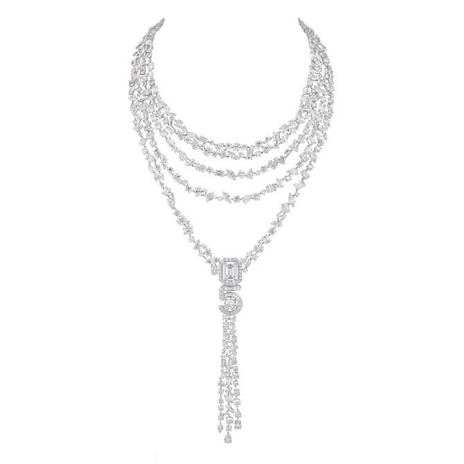 Chanel Collana trasformabile Eternal N°5