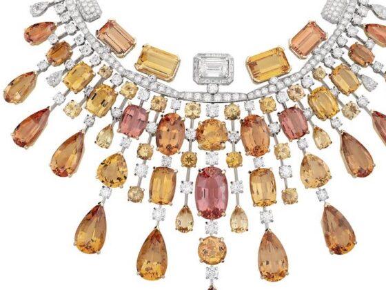 Chanel Collection N°5, il sillage dell'alta gioielleria