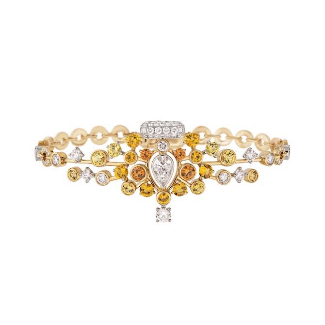 Chanel Parure Golden Sillage