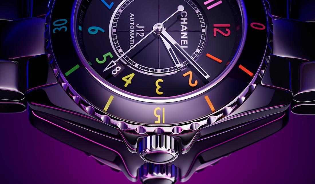 Chanel Electro Capsule Collection, a tutto colore