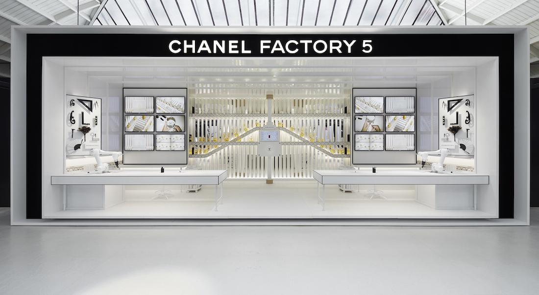 Chanel Factory 5. La nuova Limited Edition per i 100 anni di Chanel N5.
