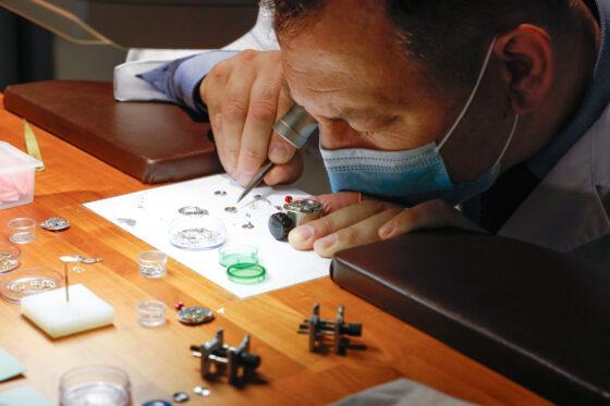 orologeria master class jaeger lecoultre A0A7936-S.-Pessina