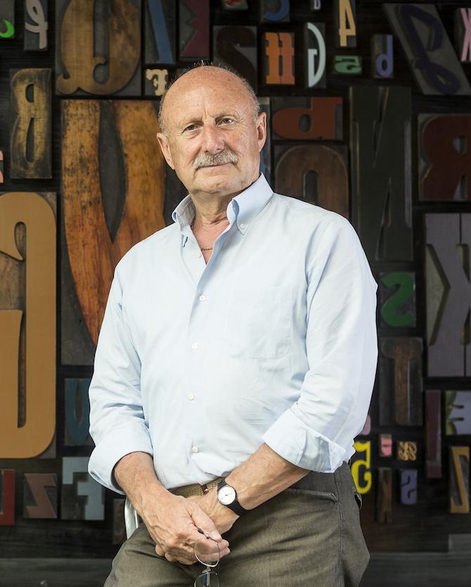 Silvio Antiga, presidente di Tipoteca Italiana Fondazione