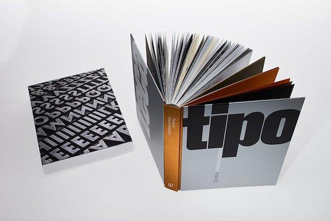 """volume """"Tipoteca. Una storia italiana"""","""