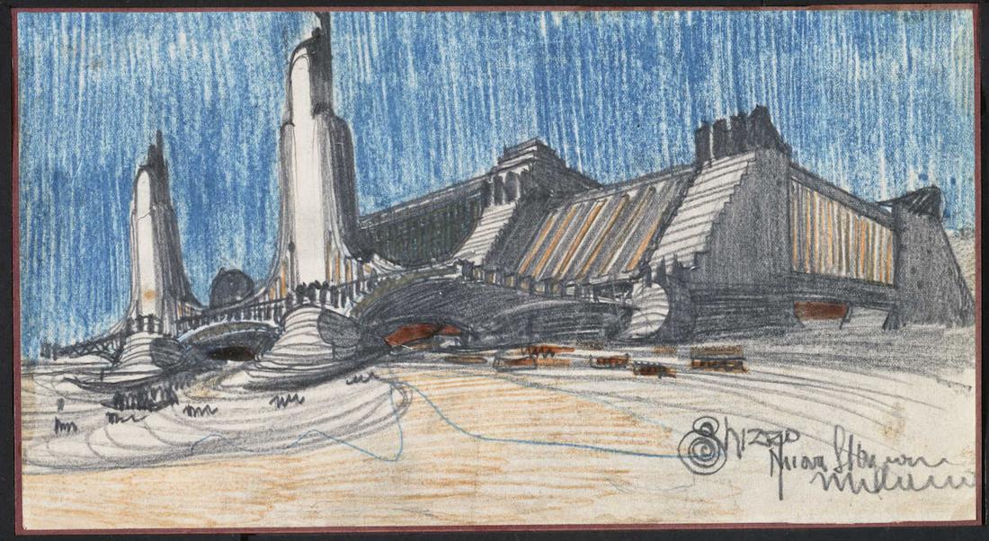 Pianeta città. Arti cinema musica design nella Collezione Rota 1900-2021 alla Fondazione Ragghianti