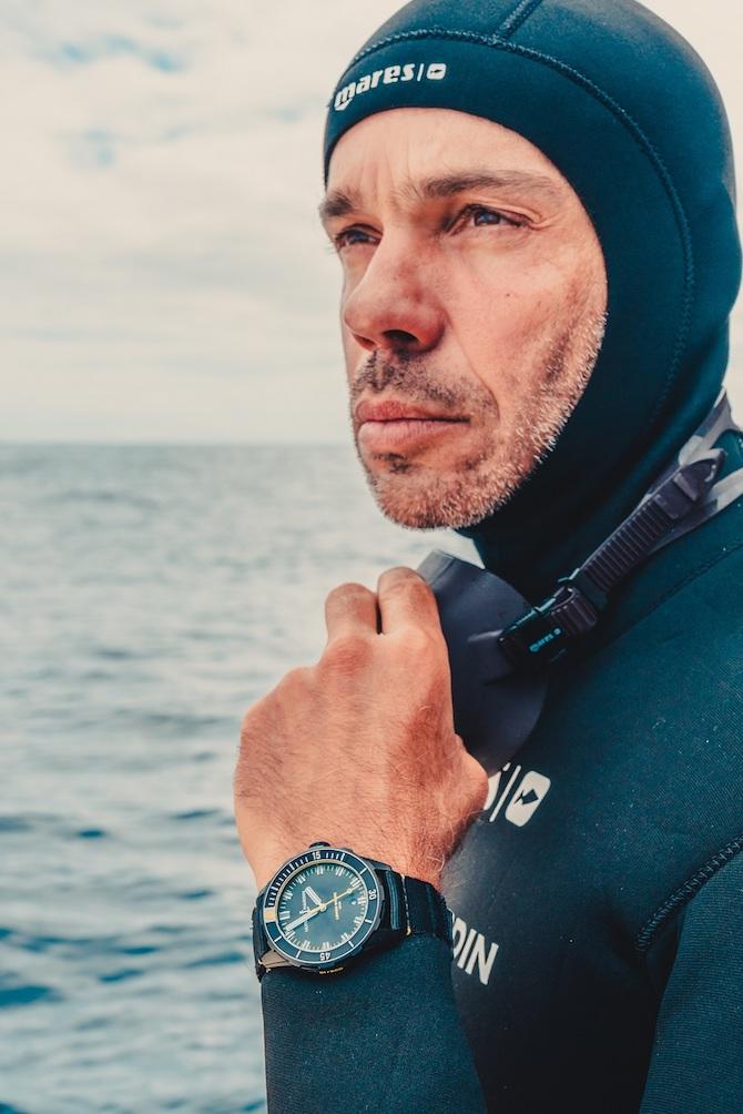 Ulysse Nardin – Diver Lemon Shark