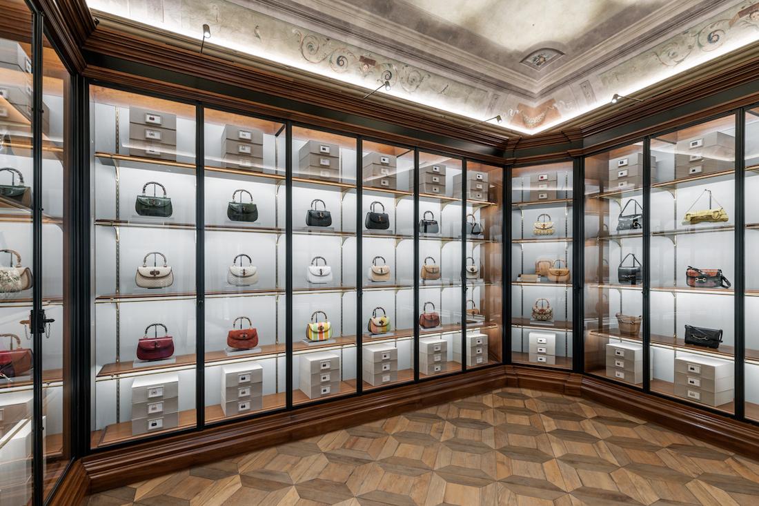 Gucci : La nuova casa dell'archivio a Firenze