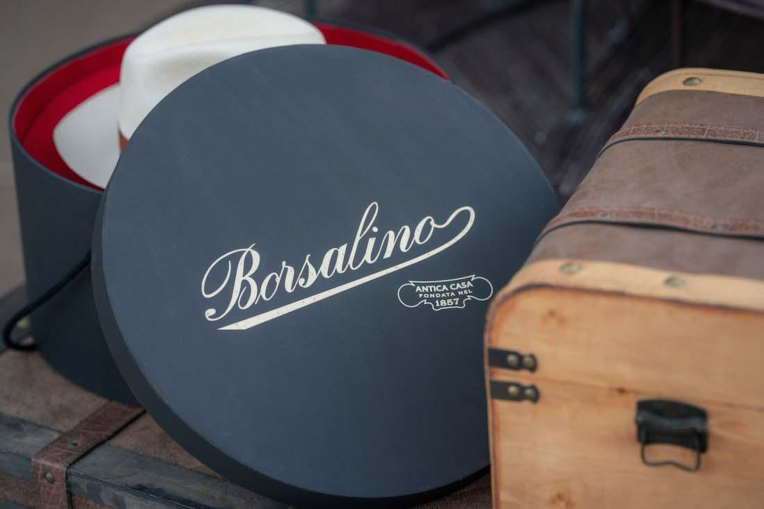 Giocare d'anticipo. La nuova collezione Spring Summer 2022 firmata Borsalino