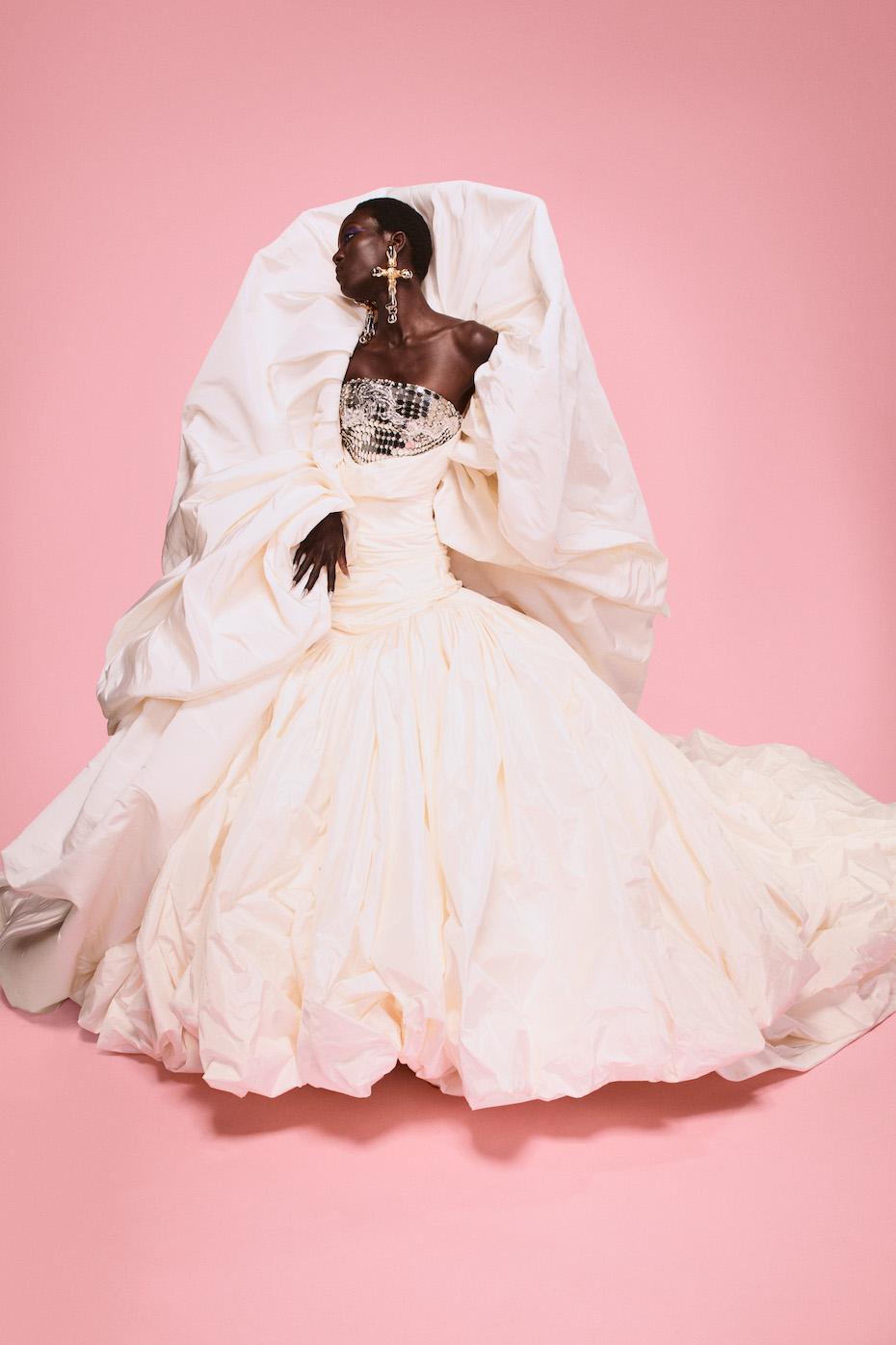 Schiaparelli Haute Couture Fall-Winter2021/2022