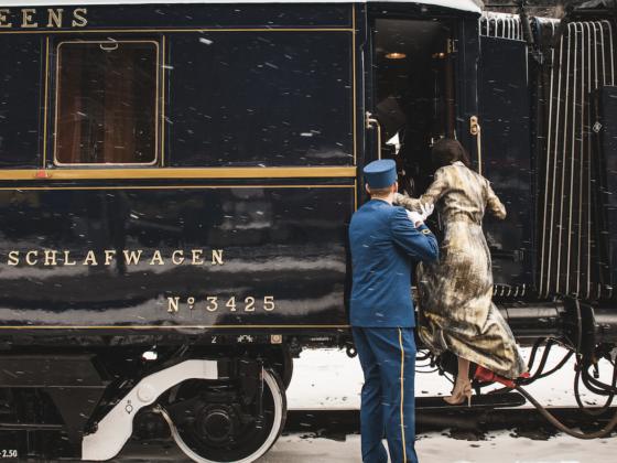 Orient Express belmond -