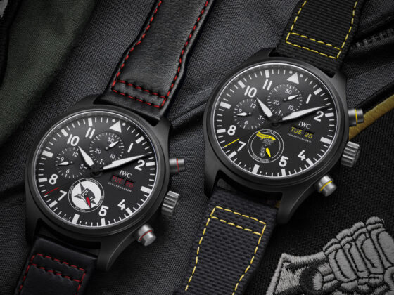 IWC Pilot's Watch Chronograph Edition Royal Maces - Ref. IW389107
