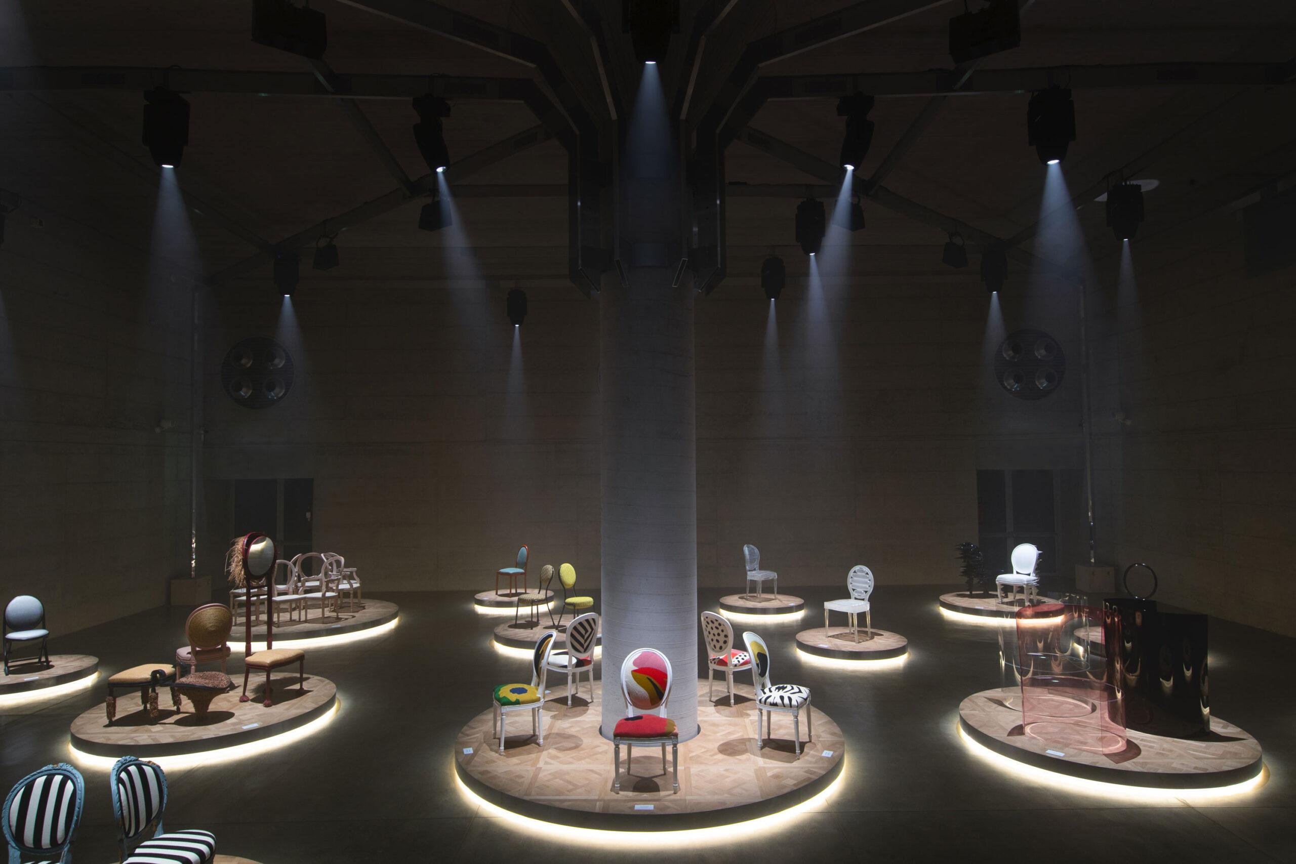 Dior, Salone Del Mobile ©Alessandro Garofalo 2021