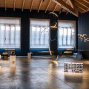 Rick Owens. Dialog with emerging Italian Designers. Credits Galerie Philia