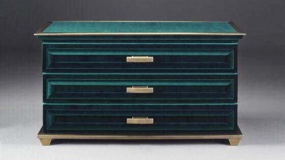Babilonia chest of drawers, Romeo Sozzi