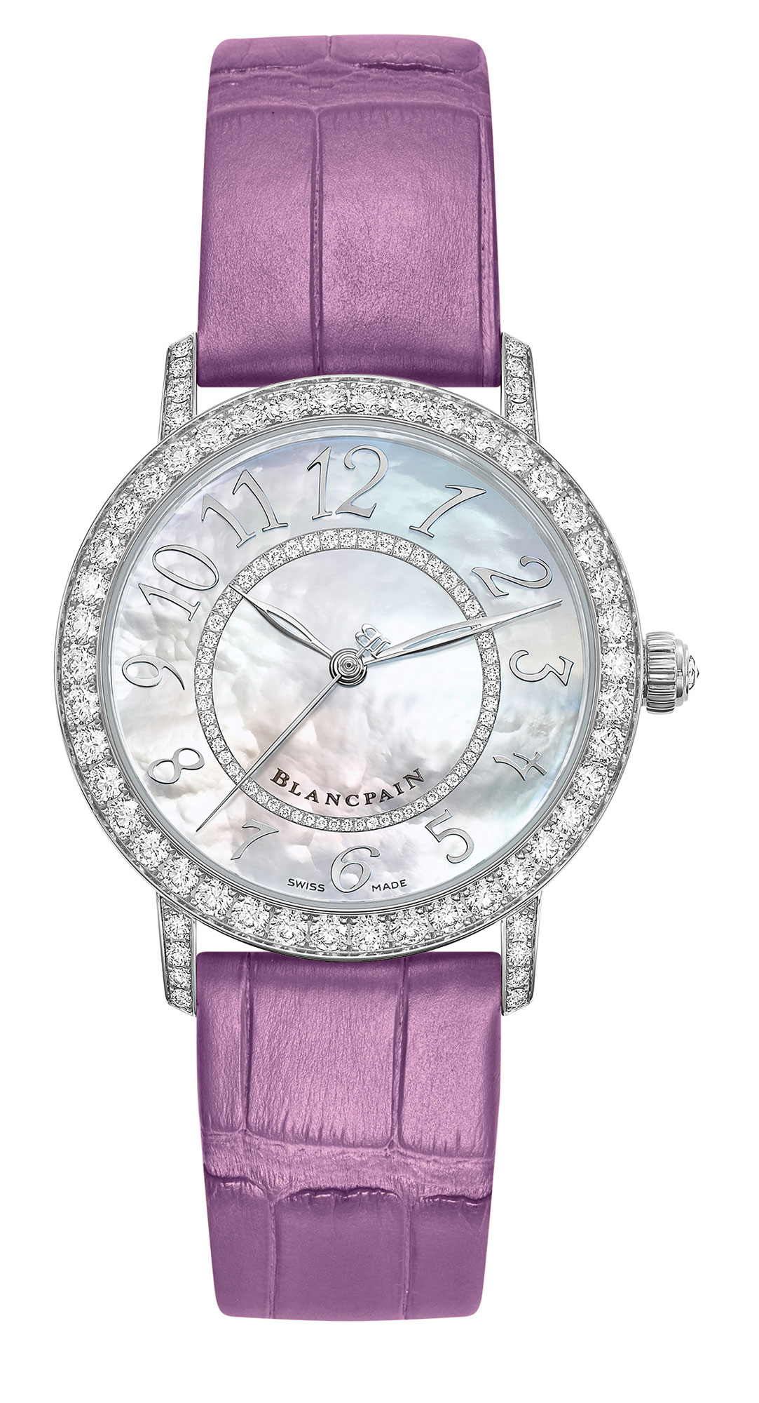 Blancpain Ladybird Colors – Ref. 3660-1954-V55A