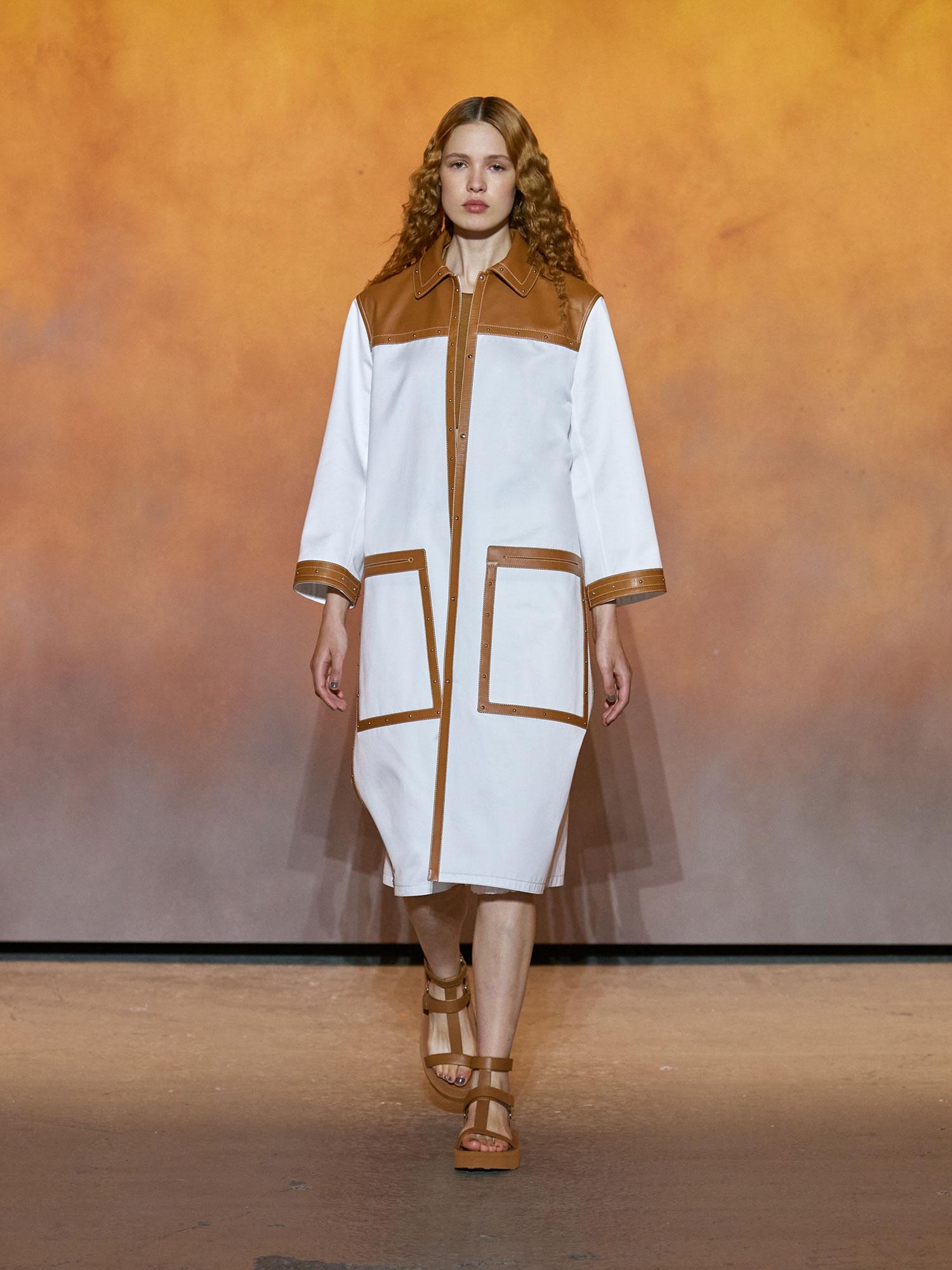 Hermès SS2022. Credits Filippo Fior