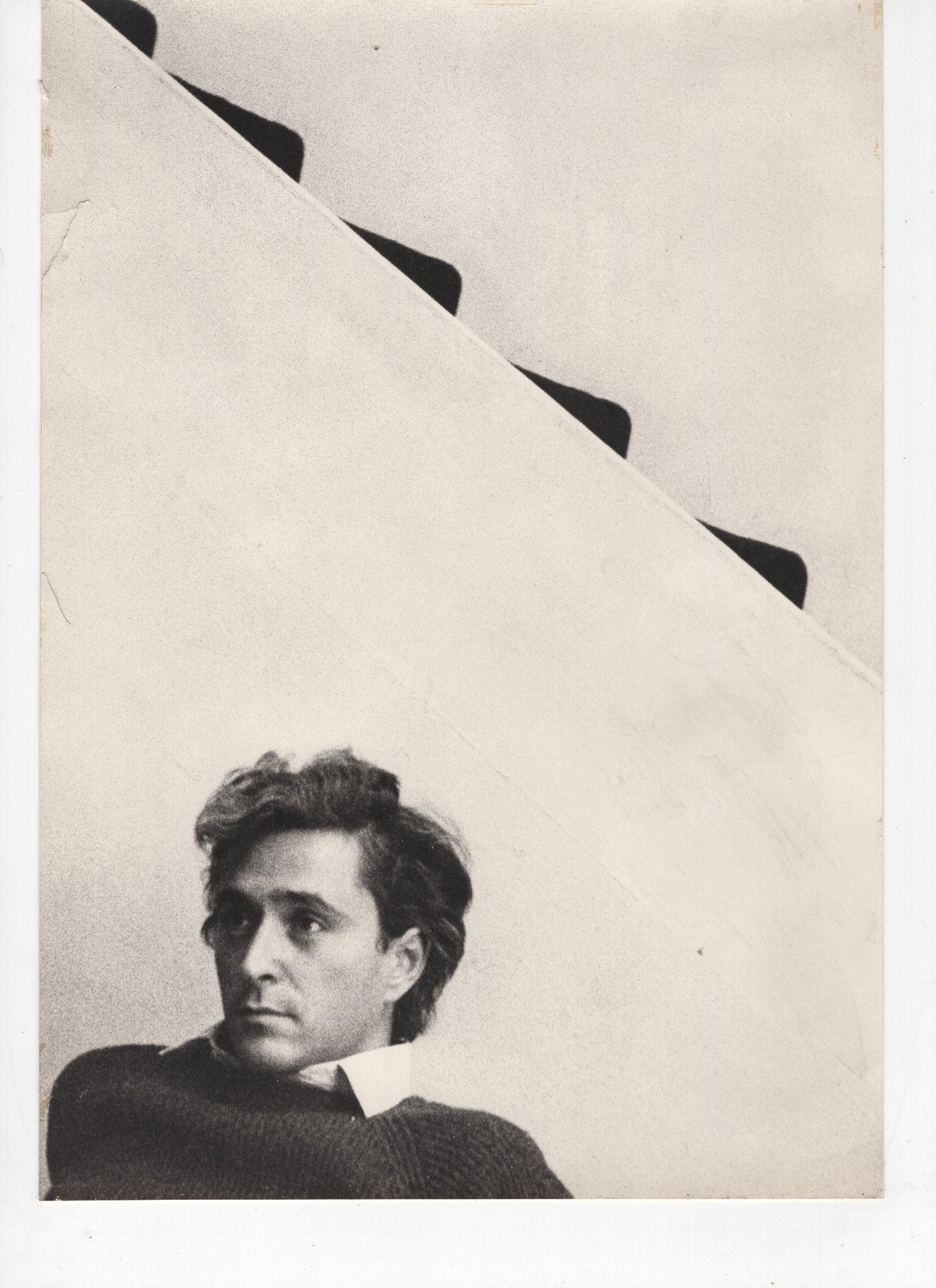 Fondazione Prada, Domenico Gnoli 1963- photo Mimi Gnoli